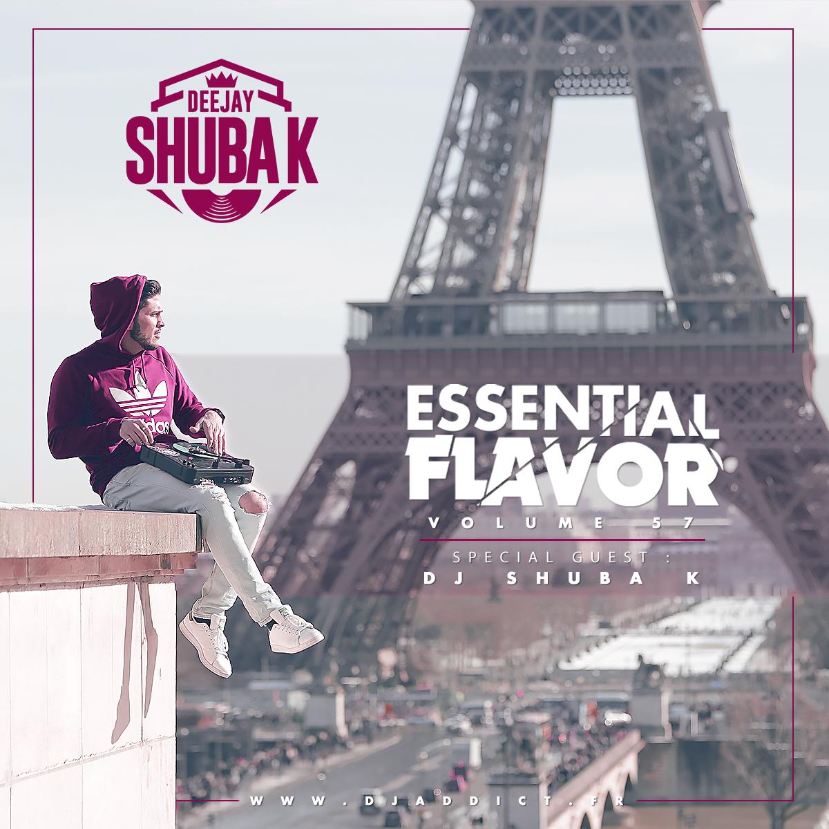 Dj Addict - Essential Flavor Podcast   Podbay